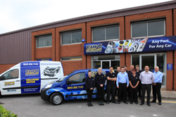 Euro Car Parts Opens Two New Branches Newbury And Cardiff