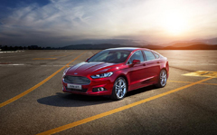 New Ford Mondeo Offers A First In Pedestrian Detection