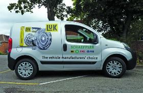 Gsf Car Parts The Parts Alliance Add Four New Luk Liveried Fiat