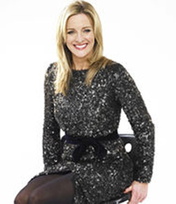 Picture - Gabby Logan